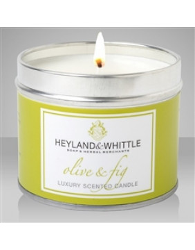 Heyland & Whittle Olive & Fig Luxury Scented Candle