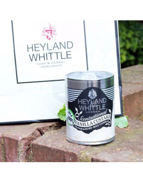 Heyland & Whittle Vanilla Custard Scented Candle