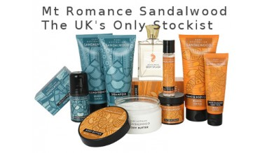 Mt Romance Sandalwood - The UK's Only Stockist
