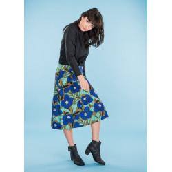 Boom Shankar Floral Kate Skirt