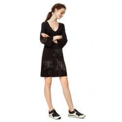 Desigual Black/Multi Dominique Dress