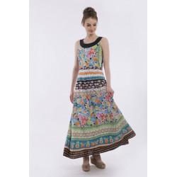 Orientique La Boqueria Maxi Dress