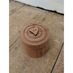 Oak Trinket Pot