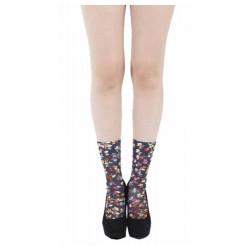Ditsy Floral Pop Socks