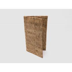 Vegan Cork Long folding wallet