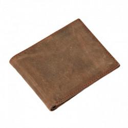 Fairtrade Buffalo Leather Wallet