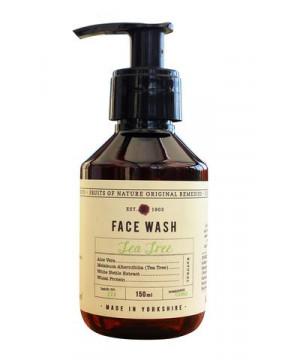 Fikkerts Tea Tree Face Wash